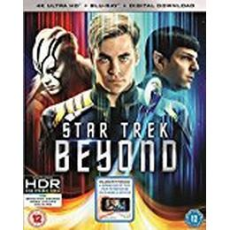 Star Trek Beyond (4K UHD Blu-ray + Blu-ray + Digital Download) [2016] [Region Free]